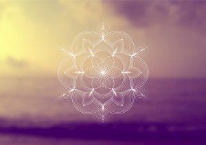 La fleur de vie, un des symboles de la géométrie sacrée